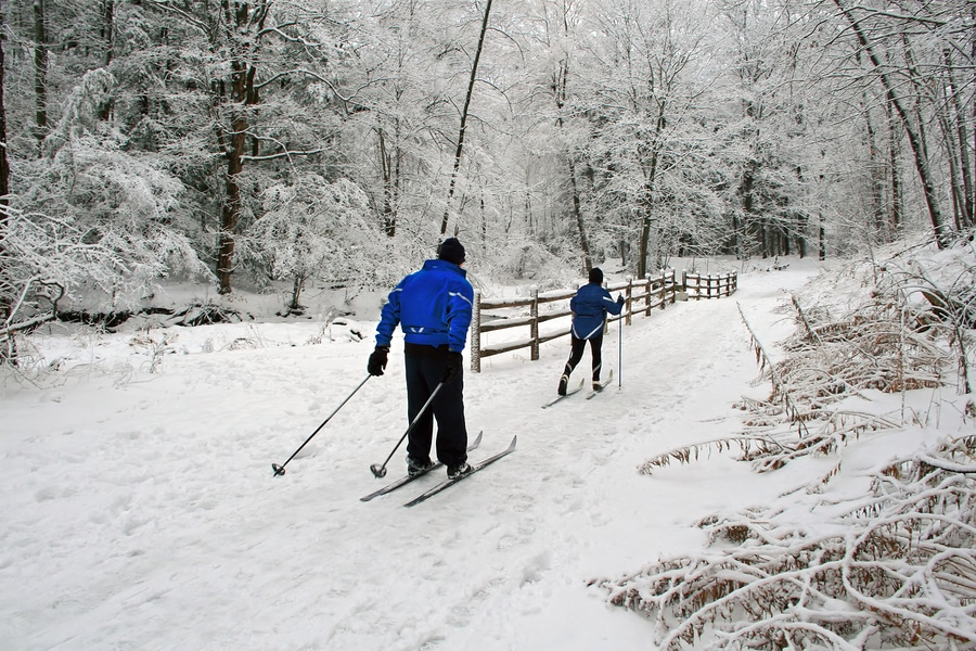 5 winter activities to do near Devil's Lake State Park