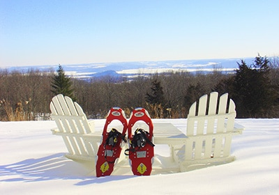 10 Best Cross Country Skiing and Snowshoeing near Devils Lake State Park in Wisconsin