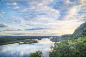 Ride the Historic Merrimac Ferry Near Baraboo Wisconsin