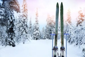 The Best Cross Country Skiing and Snowshoeing near Devils Lake State Park in Wisconsin